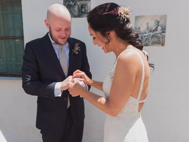 La boda de Simon y Veronica en Valencia, Valencia 46