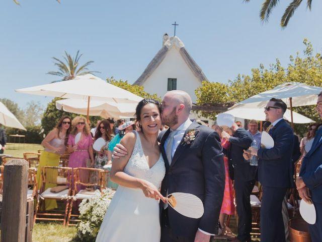 La boda de Simon y Veronica en Valencia, Valencia 53