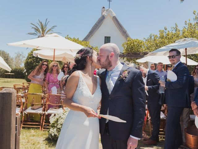 La boda de Simon y Veronica en Valencia, Valencia 54