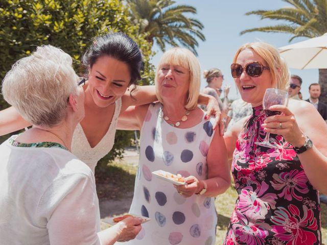 La boda de Simon y Veronica en Valencia, Valencia 61