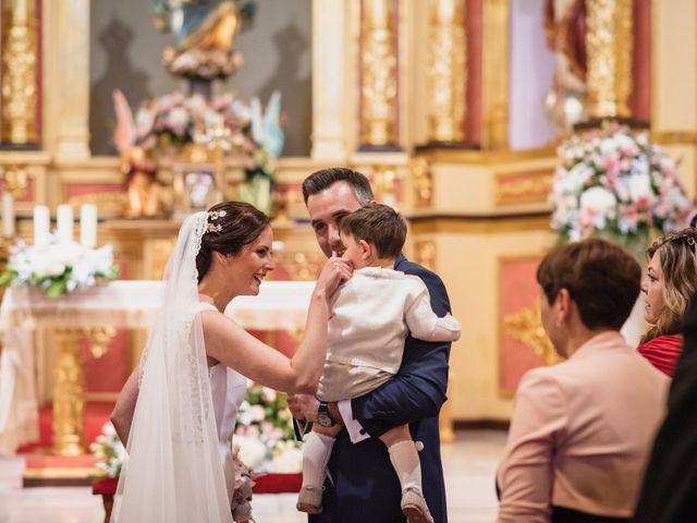 La boda de Ángel y Maria Dolores en El Raal, Murcia 12