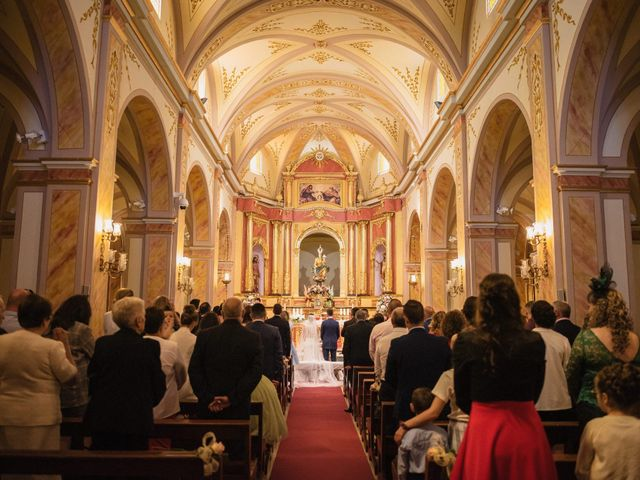La boda de Ángel y Maria Dolores en El Raal, Murcia 13