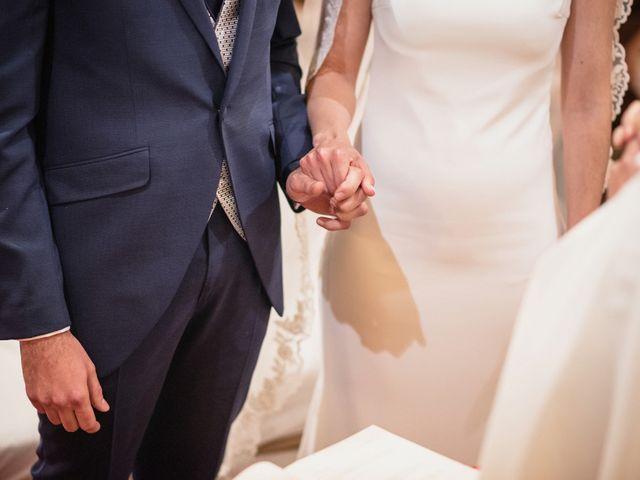 La boda de Ángel y Maria Dolores en El Raal, Murcia 14