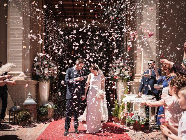 La boda de Maria Dolores y Ángel