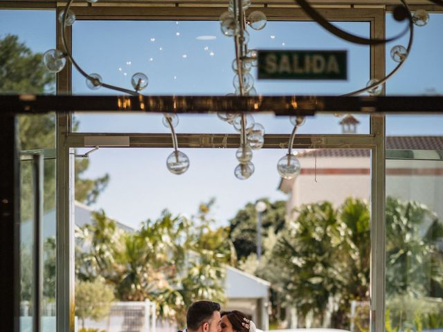 La boda de Ángel y Maria Dolores en El Raal, Murcia 16