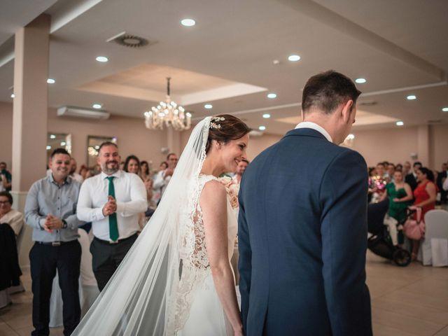 La boda de Ángel y Maria Dolores en El Raal, Murcia 17