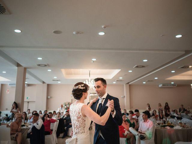 La boda de Ángel y Maria Dolores en El Raal, Murcia 23