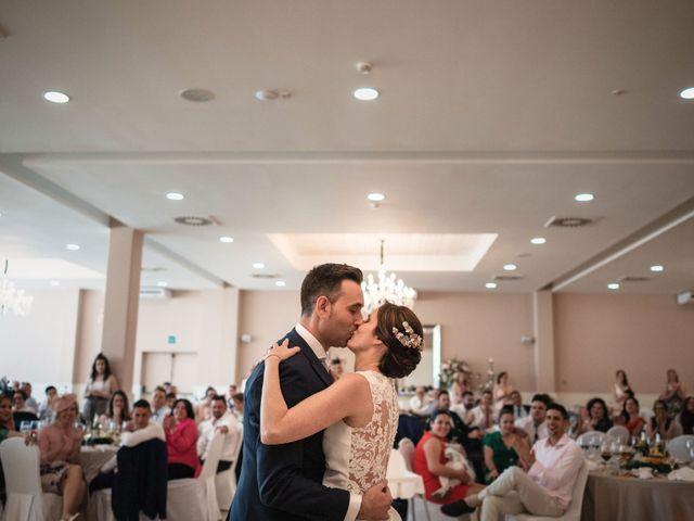 La boda de Ángel y Maria Dolores en El Raal, Murcia 24