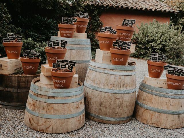 La boda de David y Alícia en Avinyo, Barcelona 7