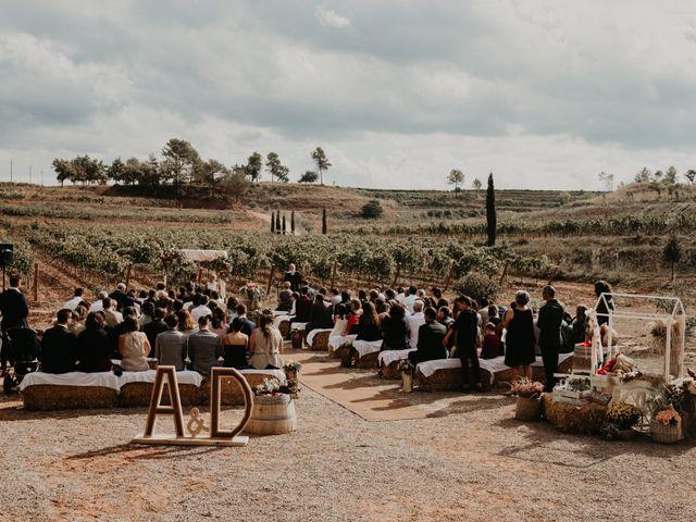 La boda de David y Alícia en Avinyo, Barcelona 34
