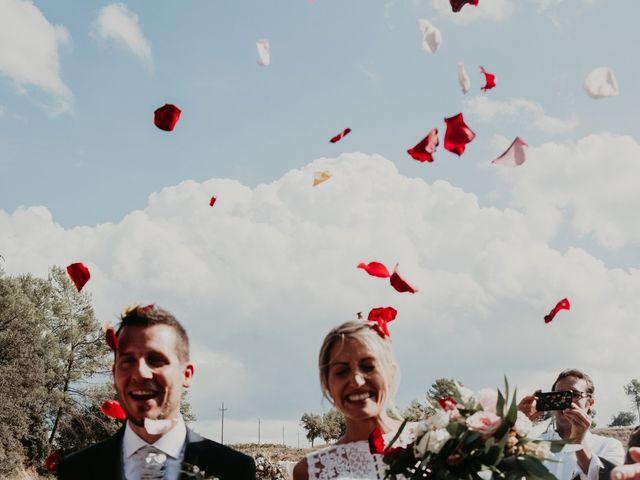 La boda de David y Alícia en Avinyo, Barcelona 42