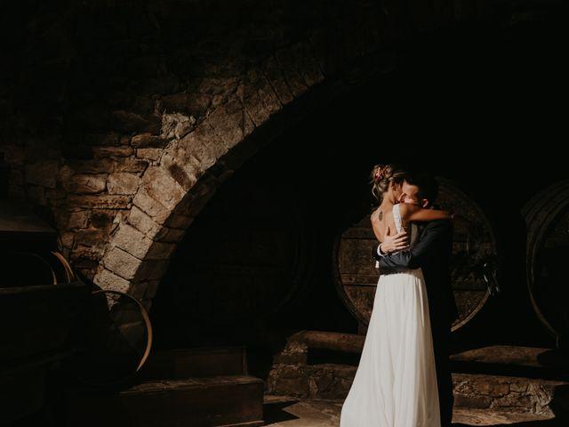 La boda de Alícia y David