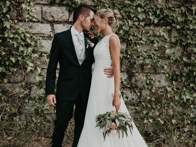 La boda de David y Alícia en Avinyo, Barcelona 1