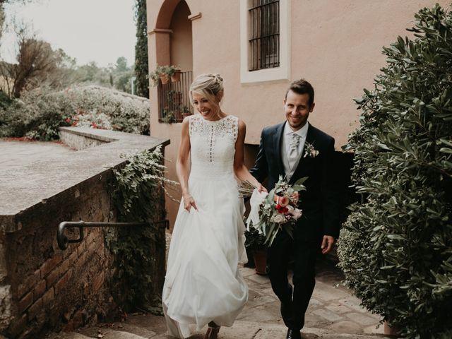 La boda de David y Alícia en Avinyo, Barcelona 56