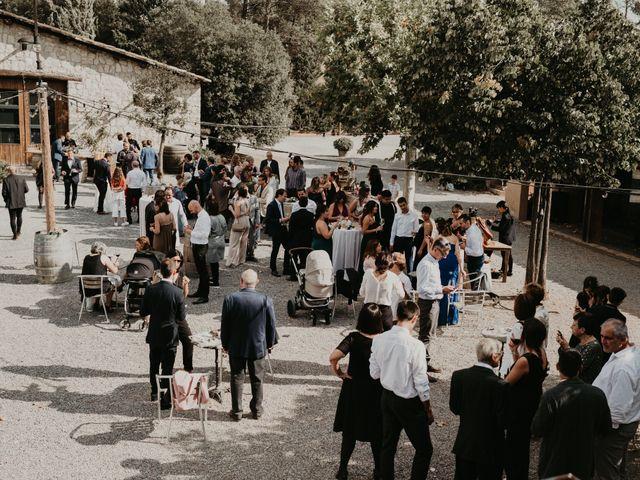La boda de David y Alícia en Avinyo, Barcelona 62