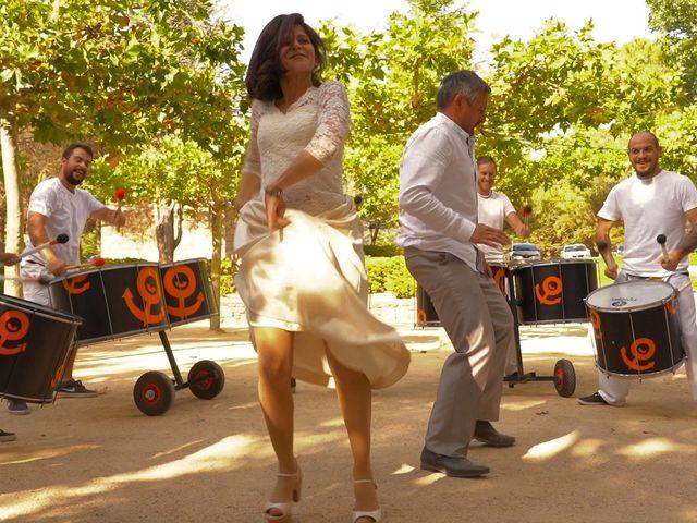 La boda de Antonio y Marta en Puerto De Navacerrada, Madrid 3