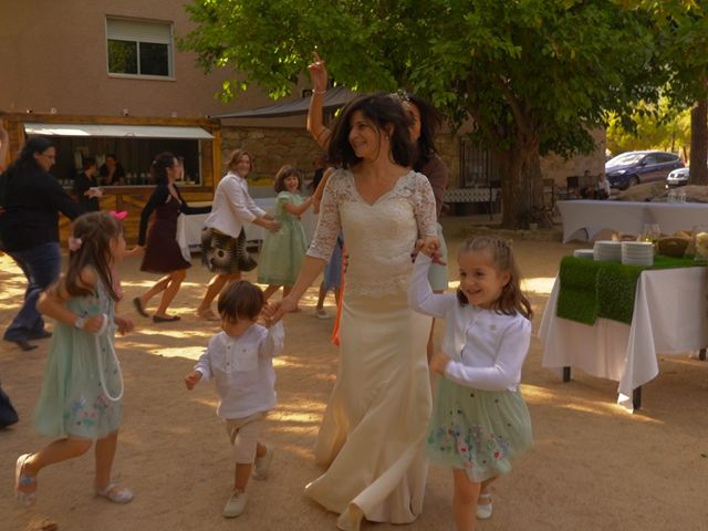 La boda de Antonio y Marta en Puerto De Navacerrada, Madrid 4