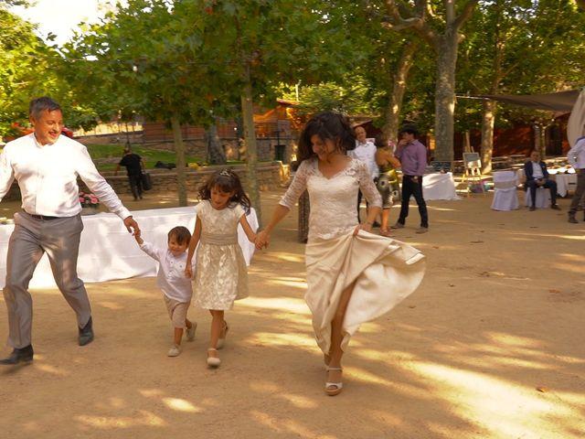 La boda de Antonio y Marta en Puerto De Navacerrada, Madrid 8