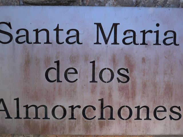 La boda de Antonio y Marta en Puerto De Navacerrada, Madrid 17