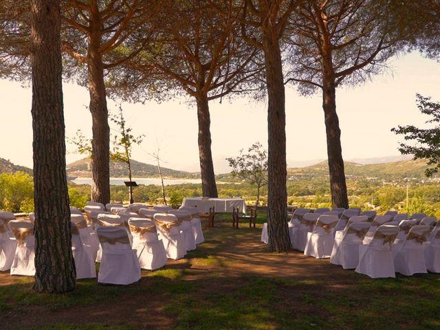 La boda de Antonio y Marta en Puerto De Navacerrada, Madrid 21
