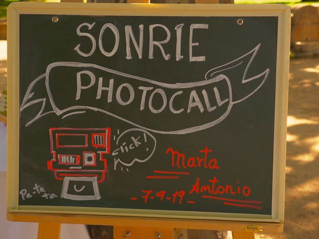 La boda de Antonio y Marta en Puerto De Navacerrada, Madrid 25