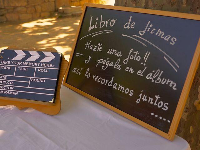 La boda de Antonio y Marta en Puerto De Navacerrada, Madrid 26