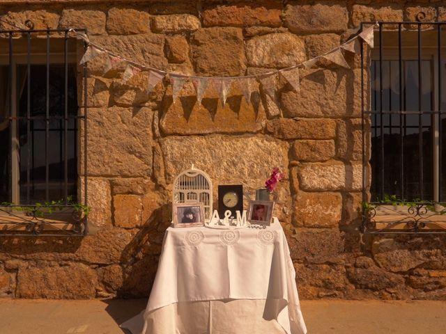 La boda de Antonio y Marta en Puerto De Navacerrada, Madrid 28