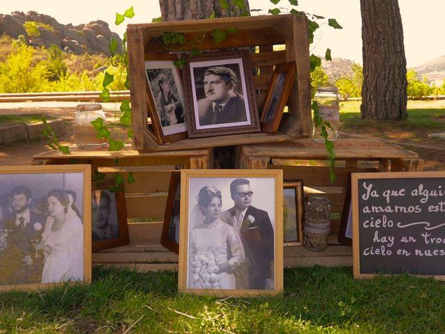La boda de Antonio y Marta en Puerto De Navacerrada, Madrid 29