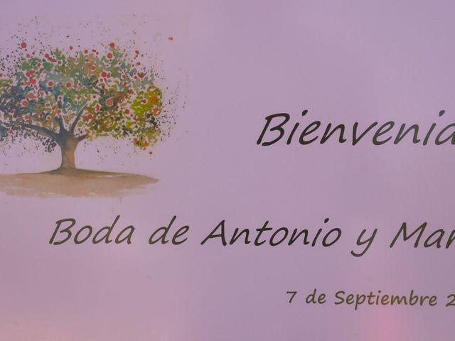 La boda de Antonio y Marta en Puerto De Navacerrada, Madrid 38