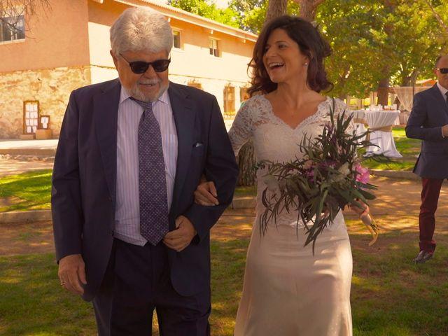 La boda de Antonio y Marta en Puerto De Navacerrada, Madrid 45