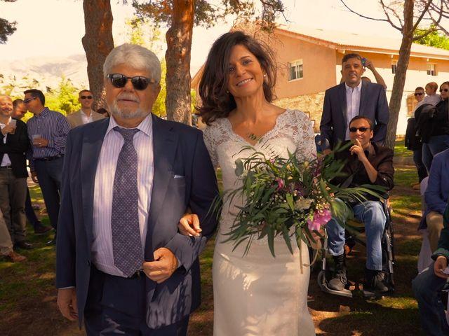 La boda de Antonio y Marta en Puerto De Navacerrada, Madrid 46