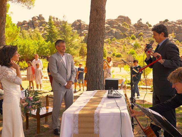 La boda de Antonio y Marta en Puerto De Navacerrada, Madrid 52