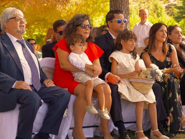 La boda de Antonio y Marta en Puerto De Navacerrada, Madrid 58
