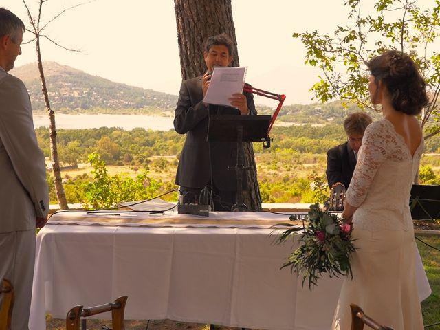 La boda de Antonio y Marta en Puerto De Navacerrada, Madrid 62