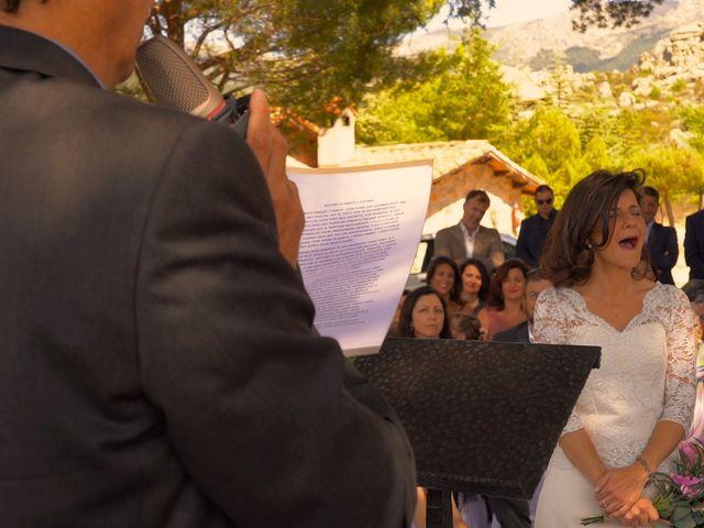 La boda de Antonio y Marta en Puerto De Navacerrada, Madrid 63