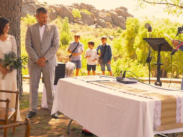 La boda de Antonio y Marta en Puerto De Navacerrada, Madrid 66