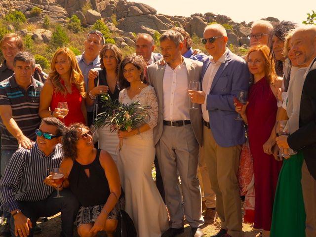 La boda de Antonio y Marta en Puerto De Navacerrada, Madrid 76