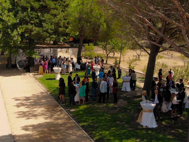 La boda de Antonio y Marta en Puerto De Navacerrada, Madrid 80