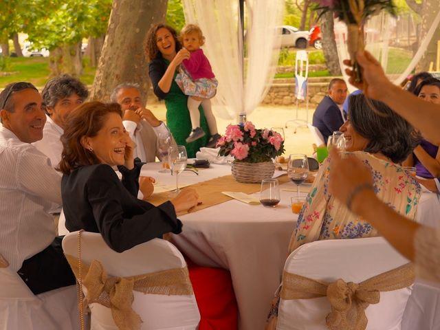 La boda de Antonio y Marta en Puerto De Navacerrada, Madrid 86
