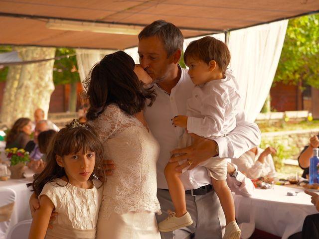 La boda de Antonio y Marta en Puerto De Navacerrada, Madrid 92