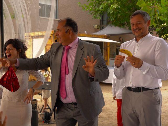 La boda de Antonio y Marta en Puerto De Navacerrada, Madrid 93