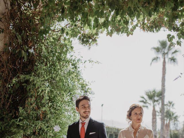 La boda de Ana y Pablo en Granada, Granada 7