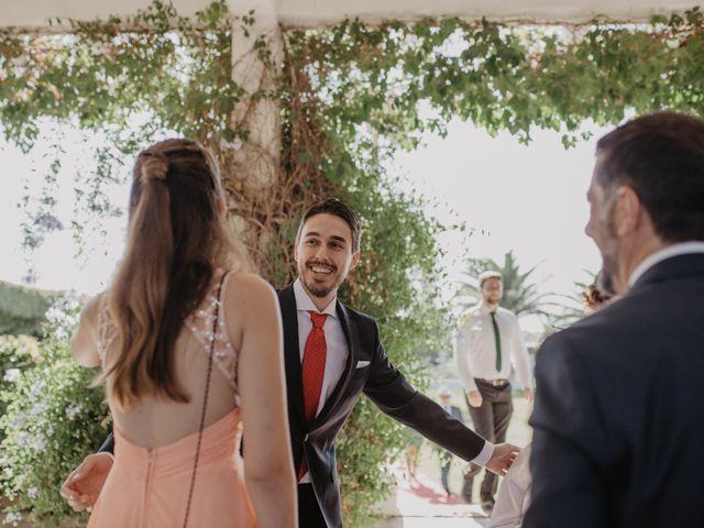 La boda de Ana y Pablo en Granada, Granada 8