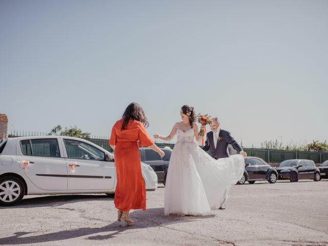 La boda de Ana y Pablo en Granada, Granada 13