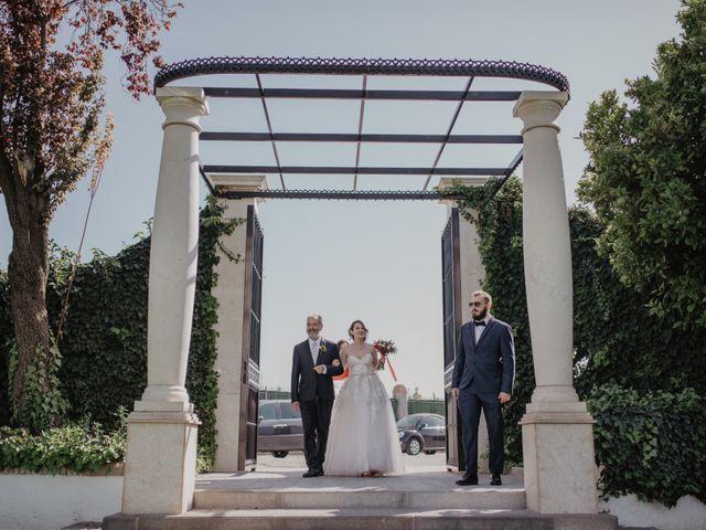 La boda de Ana y Pablo en Granada, Granada 14