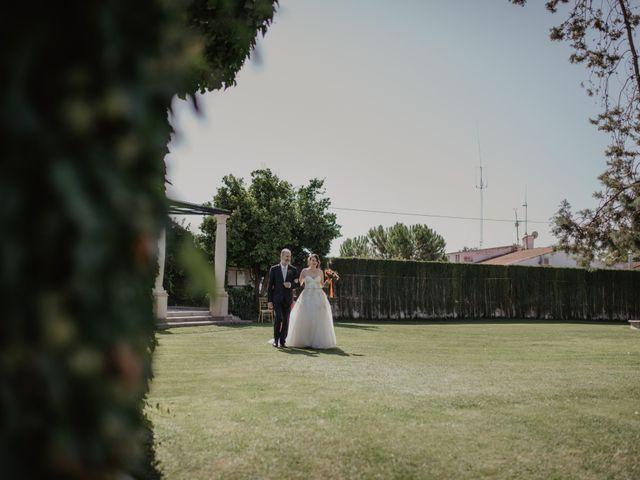 La boda de Ana y Pablo en Granada, Granada 15
