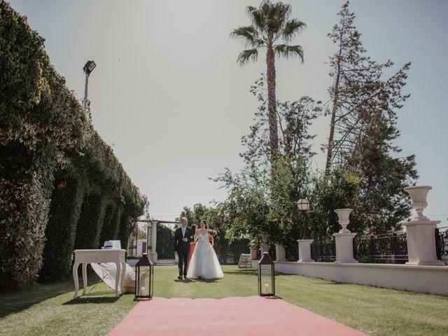 La boda de Ana y Pablo en Granada, Granada 16