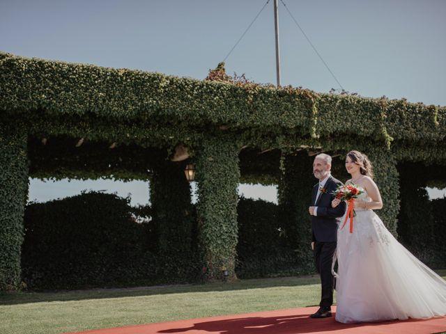 La boda de Ana y Pablo en Granada, Granada 17