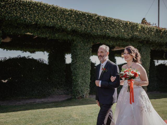 La boda de Ana y Pablo en Granada, Granada 18