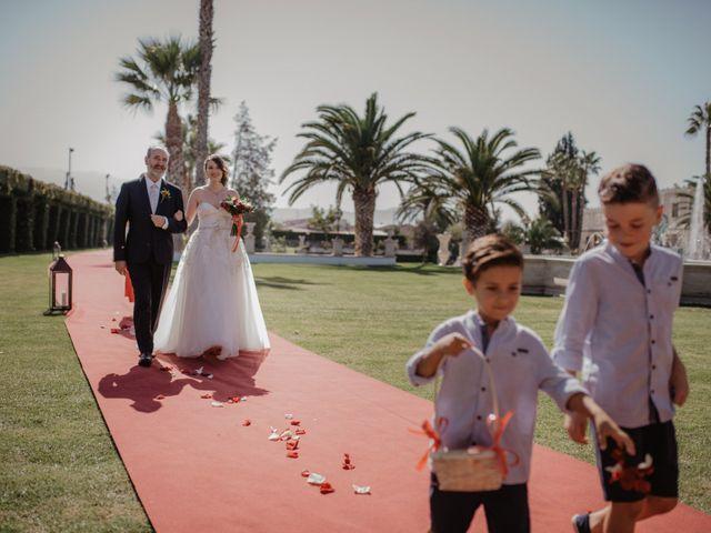 La boda de Ana y Pablo en Granada, Granada 20